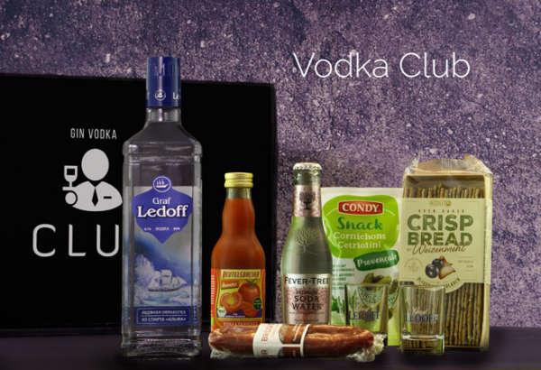 Vodka Club Schweiz